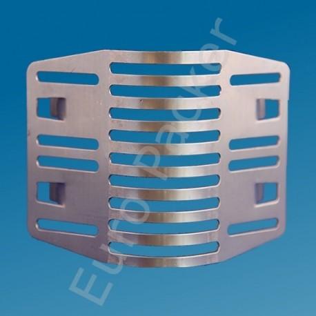 Spouwrooster Spouwsafe 5 cm RVS achterafvoegrooster prijs per stuk