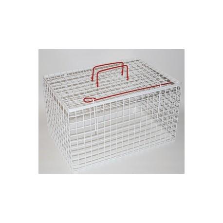 Vervoerkooi voor kleine dieren (cavia-hamster-kitten-exoten)